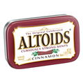 ALTOIDS CINNAMON TIN 50G12